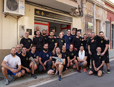 Seminario Sifu Almeria Nov. 2019